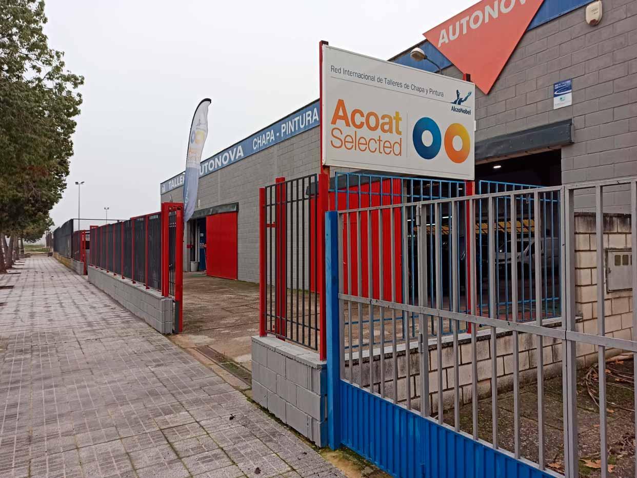 Talleres Autonova Badajoz